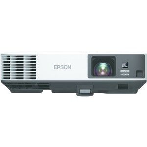 Epson PowerLite 2065 LCD Projector - 4:3 - Rear, Ceiling, Front - UHE - 300  W - 5000 Hour Normal Mode - 10000 Hour Economy Mode - 1024 x 768 - XGA -