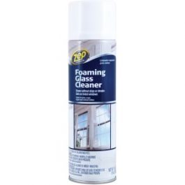 Zep Inc Zufgc19ct Zep Commercial Foaming Glass Cleaner