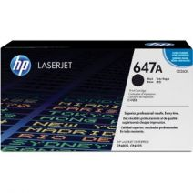 HP CE260A , 647A Original Toner Cartridge - Single Pack - Laser - 8500 Pages  - Black - 1 Each