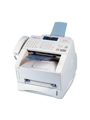 Brother IntelliFAX 4750e Laser Multifunction Printer - Monochrome - Plain Paper Print - Desktop - Copier/Fax/Printer - 15 ppm Mono Print - 600 x 600 dpi Print - 15 cpm Mono Copy - 1 x Input Tray 250 Sheet, 1 x Output Tray 150 Sheet, 1 x Automatic Documen