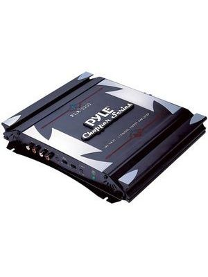 Pyle Chopper PLA2200 2-Channel Car Amplifier - 2 Channel(s) - 1400W - 95dB SNR