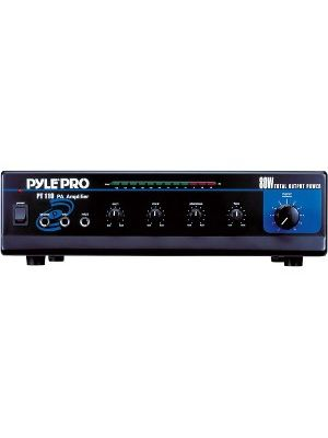 PyleHome PT110 Amplifier - 20 W RMS - 1 Channel - 80 W PMPO - 10% THD - 1 kHz