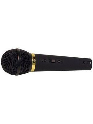 Pyle PylePro PPMIK Dynamic Microphone - 50Hz to 12kHz - Cable