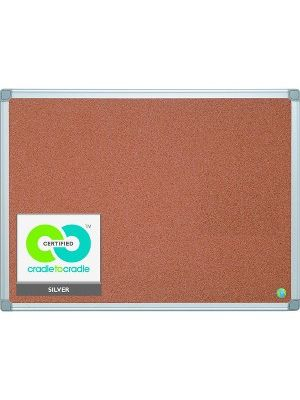 MasterVision Aluminum Frame Recycled Cork Boards - 36