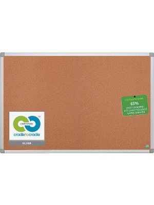 MasterVision Aluminum Frame Recycled Cork Boards - 48