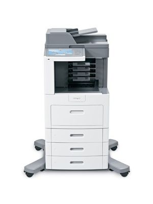 Lexmark X658DTME Government Compliant Multifunction Printer - Monochrome - 55 ppm Mono - 1200 x 1200 dpi - Fax, Copier, Scanner, Printer