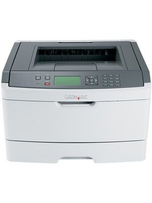 Lexmark E460DW High Voltage Government Compliant Laser Printer - Monochrome - 40 ppm Mono - 1200 x 1200 dpi - USB - Fast Ethernet, Wi-Fi - PC, Mac, SPARC