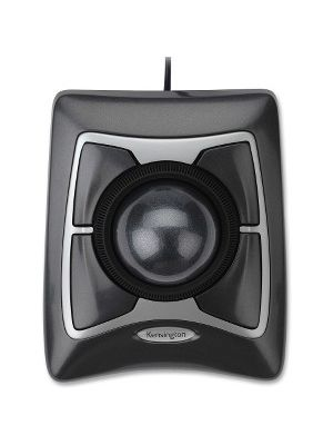Kensington Expert Mouse 64325 Trackball - Optical - Cable - USB, PS/2