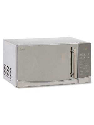 Avanti MO1108SST Microwave Oven - Single - 8.23 gal Capacity - Microwave - 1000 W Microwave Power - 110 V AC - Countertop - Stainless Steel