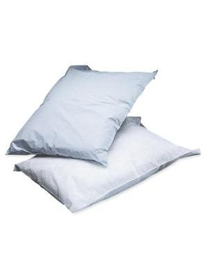 Medline Poly Tissue Disposable Pillowcases - 21