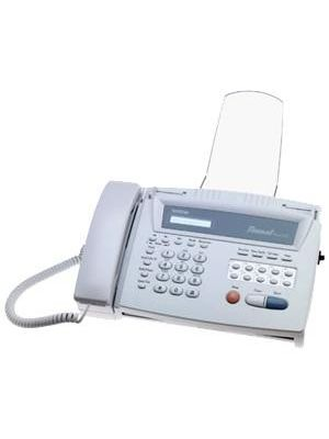 Brother FAX-275 Thermal Transfer Fax Machine - Thermal Transfer - Monochrome Flatbed - 203 x 392 dpi - Thermal Paper Fax - 9.60 kbit/s Modem