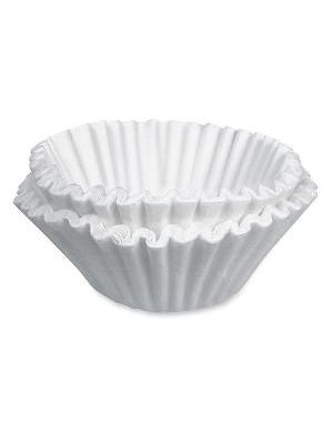 Coffee Pro 12-Cup Coffeemaker Paper Coffee Filters - 200 / Pack - White