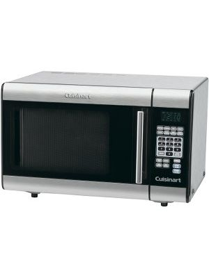 Cuisinart Stainless Steel Microwave - Single - 1 ft³ Main Oven - 1000 W Microwave Power - 12