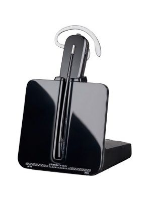 Plantronics CS540 Headset with HL10 - Mono - Wireless - DECT - 350 ft - Behind-the-ear - Monaural - Outer-ear - Noise Cancelling Microphone