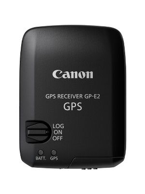 Canon GP-E2 Add-on GPS Receiver - Compass - USB - 92 Hour