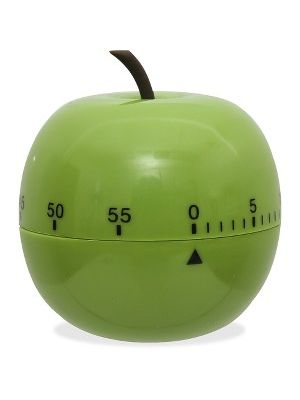 Baumgartens Schoolhouse Timer - 1 Hour - For Office, Classroom - Green