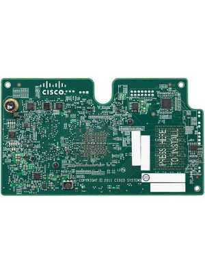 Cisco UCS VIC 1240 Adapter for M3 Blade Servers - PCI Express x16 - 4 Port(s) - Optical Fiber