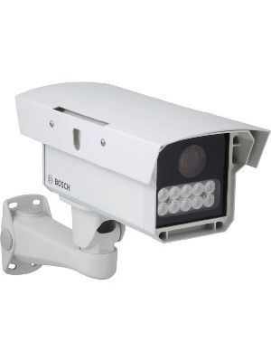 Bosch DINION capture NER-L2R2-2 Network Camera - Monochrome - 704 x 480 - 10x Optical - CCD - Cable - Fast Ethernet - Wall Mount