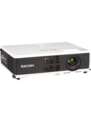 Ricoh WX3131 LCD Projector - 720p - HDTV - 16:10 - Front - UHP - 190 W - 3000 Hour Normal Mode - 4000 Hour Economy Mode - 1280 x 800 - WXGA - 320:1 - 2500 lm - 270 W