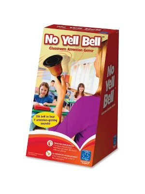 Educational Insights No Yell Bell - Assorted Color
