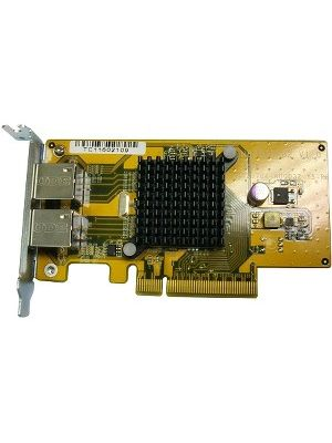 QNAP Dual-Port Gigabit Network Expansion Card - 2 Port(s)