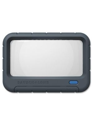 Bausch & Lomb Rectangular Handheld LED Magnifier - Magnifying Area 4