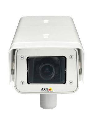 AXIS P1354-E Network Camera - Color, Monochrome - CS Mount - 1280 x 960 - 2.9x Optical - CMOS - Cable - Fast Ethernet