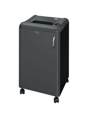 Fellowes Fortishred™ 2250M TAA Compliant Micro-Cut Shredder - Continuous Shredder - Micro Cut - 10 Per Pass - for shredding Staples, Credit Card, Paper Clip, Paper - 0.063