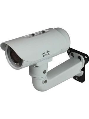 Cisco 6400 Network Camera - Color, Monochrome - 1920 x 1080 - 3x Optical - CMOS - Cable - Fast Ethernet