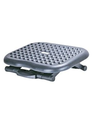 ERGONOMICALLY DESIGNED HEIGHT ADJUSTABLE FOOTREST - Adjustable Height, Non-skid, Comfortable, Ergonomic - 6.73