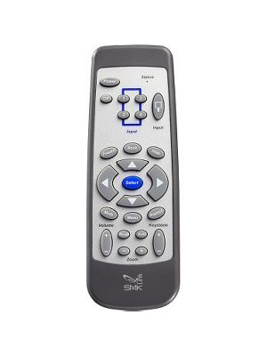 SMK-Link Universal Projector Remote Control - For Projector - 30 ft Wireless - TAA Compliant