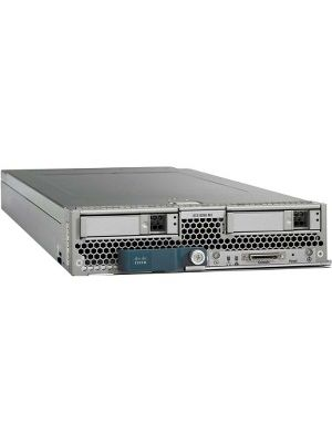 Cisco B200 M3 Blade Server - 2 x Intel Xeon E5-2660 Octa-core (8 Core) 2.20 GHz - 128 GB Installed DDR3 SDRAM - Serial Attached SCSI (SAS) Controller - 0, 1 RAID Levels - 2 Processor Support - 768 GB RAM Support - 10 Gigabit Ethernet