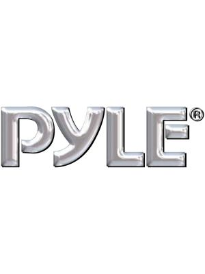PyleHome Professional Megaphone / Bullhorn with Siren & LED Lights - 30 W Amplifier - Built-in Amplifier - White