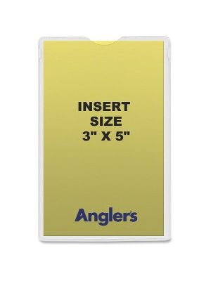 Anglers Heavy Crystal Clear Poly Envelopes - Document - 3