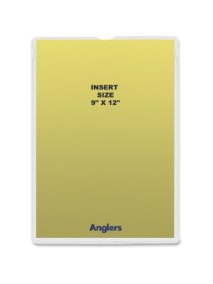 Anglers Heavy Crystal Clear Poly Envelopes - Document - 9