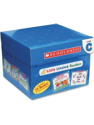 Scholastic Res. PreK Little Level C Readers Book Set Education Printed Book - English - Published on: 2003 August 1 - Book
