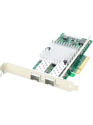 AddOn Dell 430-4436 Comparable 10Gbs Dual Open SFP+ Port Network Interface Card with PXE boot - 100% compatible and guaranteed to work