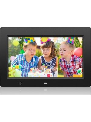 Aluratek 10 inch Digital Photo Frame with Motion Sensor and 4GB Built-in Memory - 10