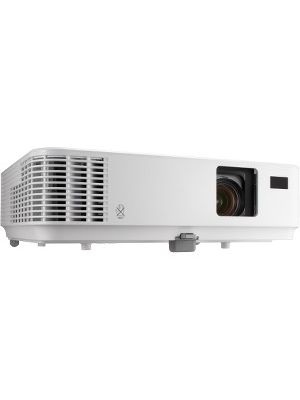 NEC Display NP-V302H 3D Ready DLP Projector - 1080p - HDTV - 16:9 - Front, Ceiling, Rear - AC - 218 W - NTSC, PAL, SECAM - 3500 Hour Normal Mode - 6000 Hour Economy Mode - 1920 x 1080 - Full HD - 8,000:1 - 3000 lm - HDMI - VGA In - 280 W - 2 Year Warrant