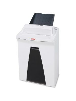 HSM SECURIO AF150 Cross-Cut Shredder with Automatic Paper Feed - Continuous Shredder - Cross Cut - 19 Per Pass - for shredding Paper, CD, DVD, Credit Card, Paper Clip, Staples - 0.188