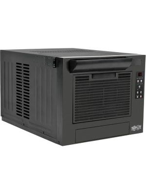 Tripp Lite Rackmount Cooling Unit Air Conditioner 7K BTU 2.0kW 120V 60Hz - Cooler - 2051.50 W Cooling Capacity - Yes - Black