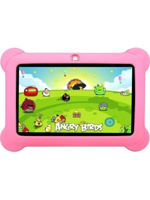 Zeepad Kids Tablet - Pink - Silicone - 4 GB - 512 MB - Quad-core (4 Core) 1.60 GHz - Wireless LAN - Bluetooth