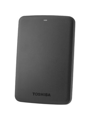 NEW - IMSourcing Canvio Basics HDTB310XK3AA 1 TB External Hard Drive - USB 3.0 - 5400rpm - 8 MB Buffer - Black