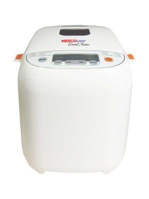 Nesco Bread Maker - 1.50 lb Capacity - White