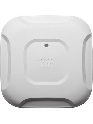 Cisco Aironet 3702I IEEE 802.11ac 450 Mbit/s Wireless Access Point - 2.46 GHz, 5.87 GHz - MIMO Technology - Ceiling Mountable