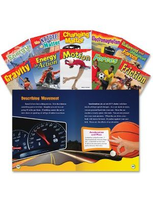 Shell Gr 2-3 Physical Science Book Set Education Printed Book for Science - Book