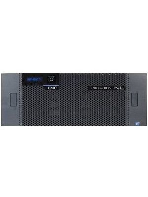 Dell EMC Isilon NL410 NAS Server - Intel Xeon E5-2407 v2 Quad-core (4 Core) 2.40 GHz - 35 x HDD Installed - 140 TB Installed HDD Capacity - 1 x SSD Installed - 400 GB Total Installed SSD Capacity - 10 Gigabit Ethernet - OneFS - CIFS, ADS, LDAP, TCP/IP, F