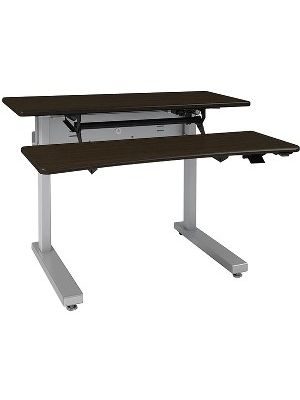 Anthro Elevate Adjusta 48, Electric Sit-Stand Desk - Rectangle Top - 2 Legs - 48
