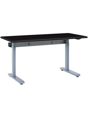 Anthro Elevate 60, Electric Sit-Stand Desk - Rectangle Top - 2 Legs - 60