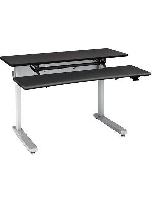 Anthro Elevate Adjusta 60, Electric Sit-Stand Desk - Rectangle Top - 2 Legs - 60
